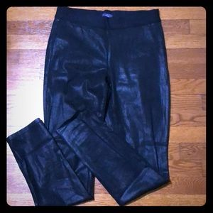 NYDJ Black Marca Legging Size 8